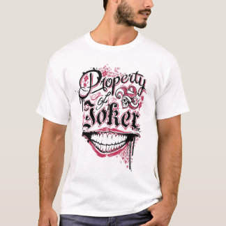Suicide Squad | Property of Joker 2 T-Shirt