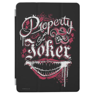Suicide Squad | Property of Joker iPad Air Cover