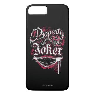 Suicide Squad | Property of Joker iPhone 8 Plus/7 Plus Case