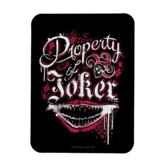 Suicide Squad | Property of Joker Magnet