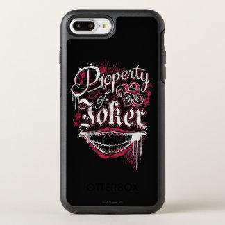 Suicide Squad | Property of Joker OtterBox Symmetry iPhone 8 Plus/7 Plus Case