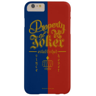 Suicide Squad | Puddin Freaky Barely There iPhone 6 Plus Case