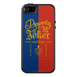 Suicide Squad | Puddin Freaky OtterBox iPhone 5/5s/SE Case