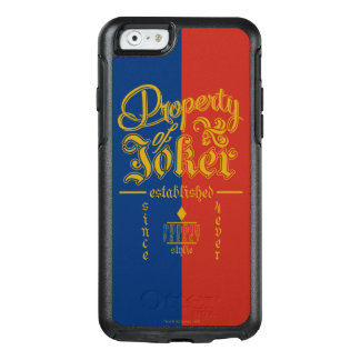 Suicide Squad | Puddin Freaky OtterBox iPhone 6/6s Case