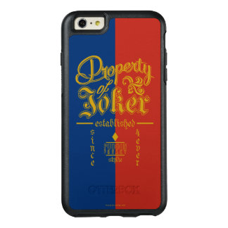 Suicide Squad | Puddin Freaky OtterBox iPhone 6/6s Plus Case