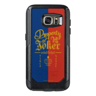 Suicide Squad | Puddin Freaky OtterBox Samsung Galaxy S7 Case