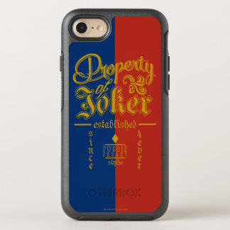 Suicide Squad | Puddin Freaky OtterBox Symmetry iPhone 8/7 Case