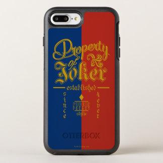 Suicide Squad | Puddin Freaky OtterBox Symmetry iPhone 8 Plus/7 Plus Case