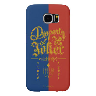 Suicide Squad | Puddin Freaky Samsung Galaxy S6 Cases