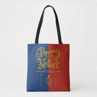 Suicide Squad | Puddin Freaky Tote Bag