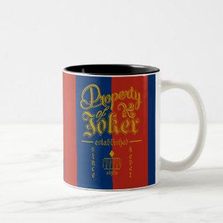 Suicide Squad | Puddin Freaky Two-Tone Coffee Mug