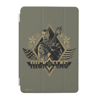 Suicide Squad | Rick Flag Badge iPad Mini Cover