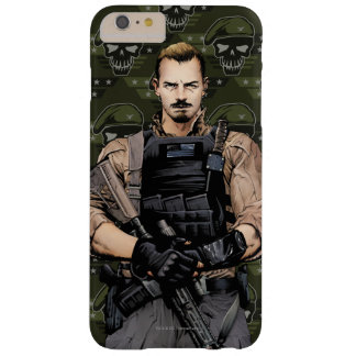 Suicide Squad | Rick Flag Comic Book Art Barely There iPhone 6 Plus Case