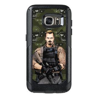 Suicide Squad | Rick Flag Comic Book Art OtterBox Samsung Galaxy S7 Case