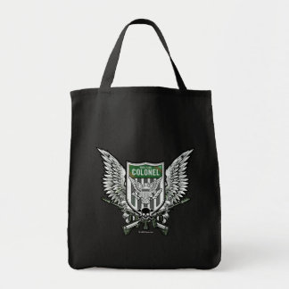 Suicide Squad | Rick Flag Winged Crest Tattoo Art Tote Bag