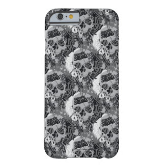 Suicide Squad | Skull Pattern Barely There iPhone 6 Case
