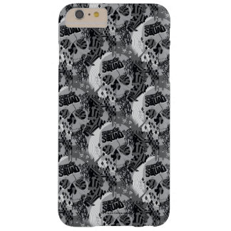 Suicide Squad | Skull Pattern Barely There iPhone 6 Plus Case