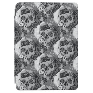 Suicide Squad | Skull Pattern iPad Air Cover