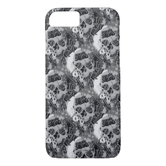 Suicide Squad | Skull Pattern iPhone 8/7 Case