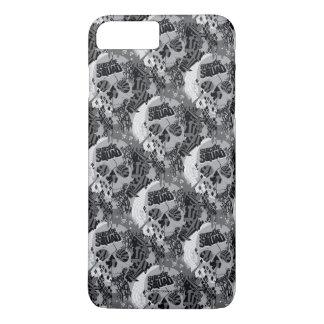 Suicide Squad | Skull Pattern iPhone 8 Plus/7 Plus Case