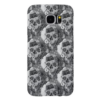 Suicide Squad | Skull Pattern Samsung Galaxy S6 Cases