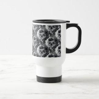 Suicide Squad | Skull Pattern Travel Mug