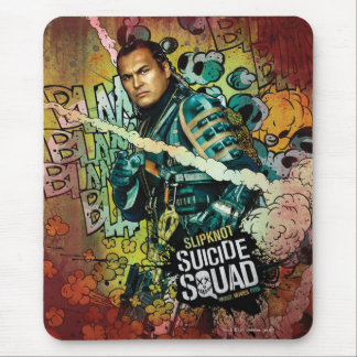 Suicide Squad | Slipknot Character Graffiti Mouse Pad