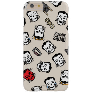 Suicide Squad | Slipknot Emoji Pattern Barely There iPhone 6 Plus Case