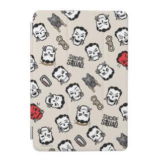 Suicide Squad | Slipknot Emoji Pattern iPad Mini Cover