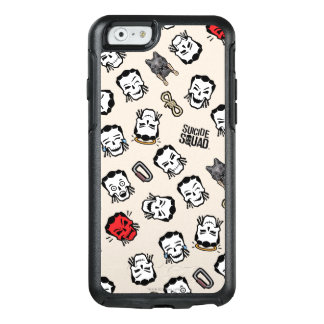 Suicide Squad | Slipknot Emoji Pattern OtterBox iPhone 6/6s Case