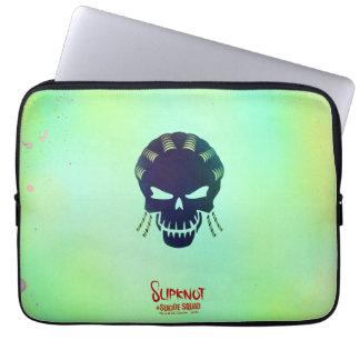 Suicide Squad | Slipknot Head Icon Laptop Sleeve