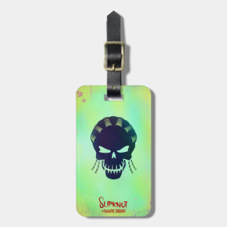 Suicide Squad | Slipknot Head Icon Luggage Tag