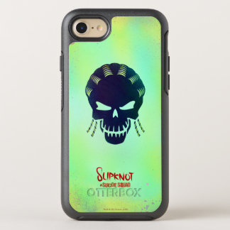 Suicide Squad | Slipknot Head Icon OtterBox Symmetry iPhone 8/7 Case