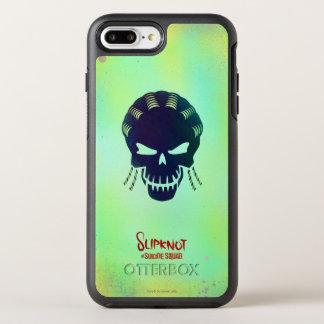 Suicide Squad | Slipknot Head Icon OtterBox Symmetry iPhone 8 Plus/7 Plus Case