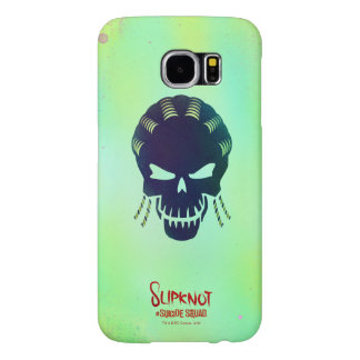 Suicide Squad | Slipknot Head Icon Samsung Galaxy S6 Cases
