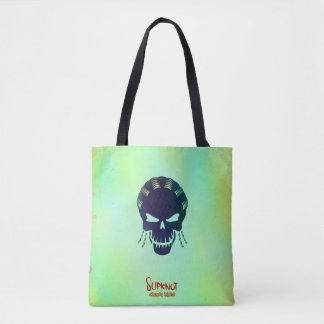 Suicide Squad | Slipknot Head Icon Tote Bag