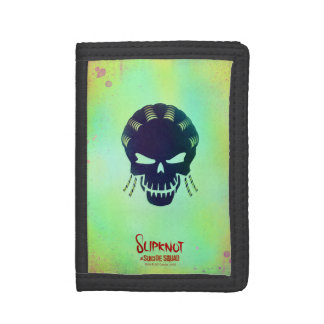 Suicide Squad | Slipknot Head Icon Trifold Wallets