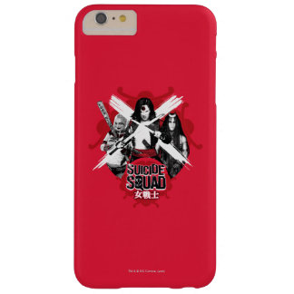 "Suicide Squad | Squad Girls ""Female Warrior"" Barely There iPhone 6 Plus Case"