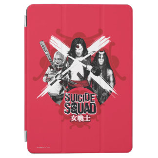 "Suicide Squad | Squad Girls ""Female Warrior"" iPad Air Cover"