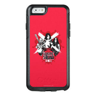 "Suicide Squad | Squad Girls ""Female Warrior"" OtterBox iPhone 6/6s Case"
