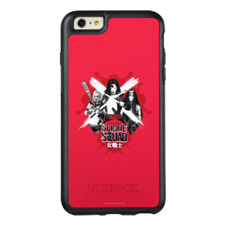 "Suicide Squad | Squad Girls ""Female Warrior"" OtterBox iPhone 6/6s Plus Case"