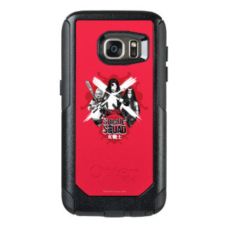 "Suicide Squad | Squad Girls ""Female Warrior"" OtterBox Samsung Galaxy S7 Case"