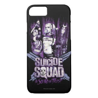 "Suicide Squad | Squad Girls ""In Squad We Trust"" iPhone 8/7 Case"