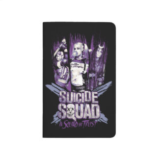 "Suicide Squad | Squad Girls ""In Squad We Trust"" Journal"
