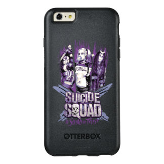 "Suicide Squad | Squad Girls ""In Squad We Trust"" OtterBox iPhone 6/6s Plus Case"