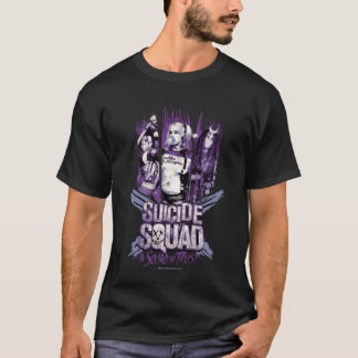 "Suicide Squad | Squad Girls ""In Squad We Trust"" T-Shirt"