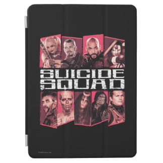 Suicide Squad | Task Force X Group Emblem iPad Air Cover