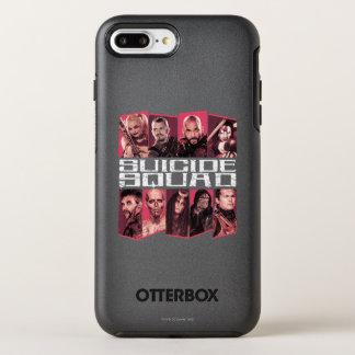 Suicide Squad | Task Force X Group Emblem OtterBox Symmetry iPhone 8 Plus/7 Plus Case