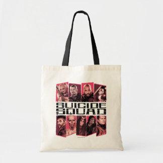 Suicide Squad | Task Force X Group Emblem Tote Bag