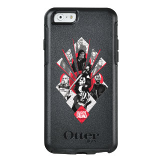 Suicide Squad | Task Force X Japanese Graphic OtterBox iPhone 6/6s Case